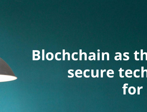 Blochchain as the most secure technology for fintech