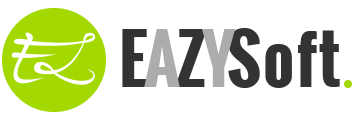 EaZySoft | Software Development Company Retina Logo