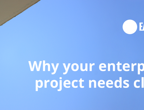 Why your enterprise project needs cloud