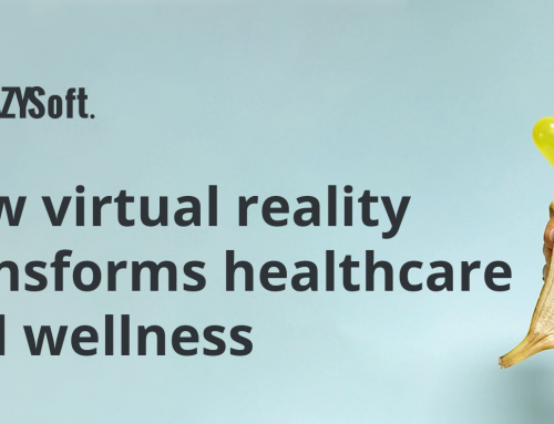 How virtual reality is transforming health care&wellness