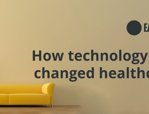 How technology has changed healthcare
