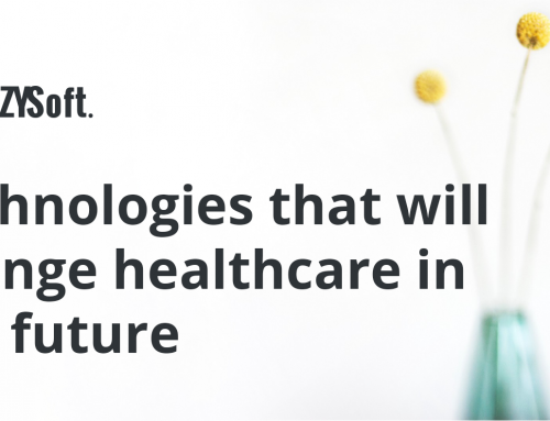 Technologies, that will change healthcare in the future