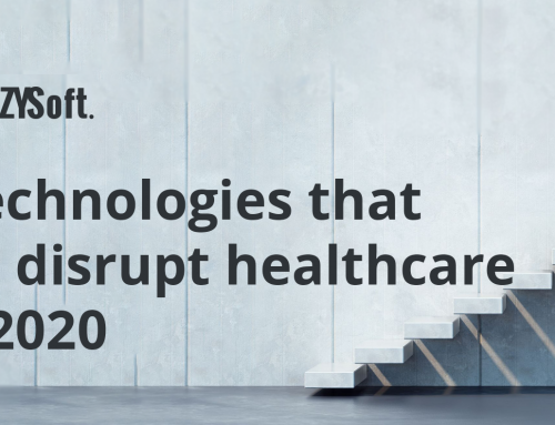 5 technologies that will disrupt healthcare by 2020