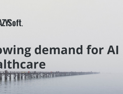 Growing demand for AI in healthcare