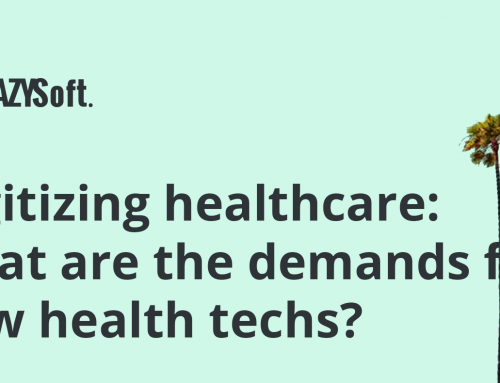 Digitizing healthcare: what are the demands for new health techs?