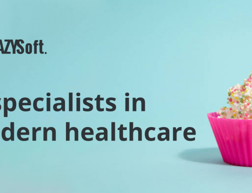 IT specialists in modern healthcare